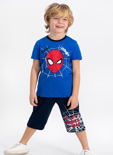Spider-Man 2 li Takım Mavi